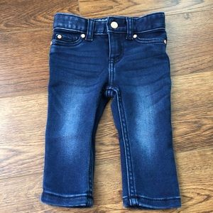 👧12 mo OshKosh Adjustable Waist Skinny Jeans